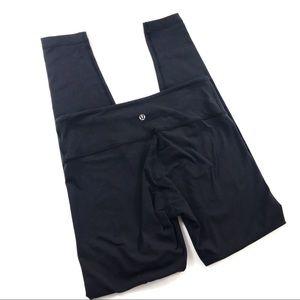 Lululemon Black Full Length Leggings Size 8